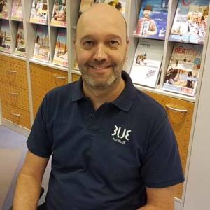 Reiseexperte Burkhard Hecht